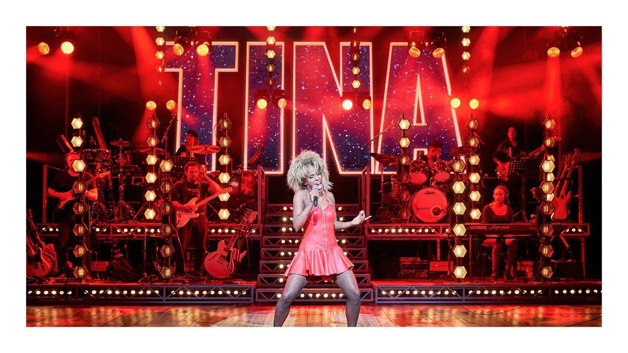 Eindelijk! Vanaf 14 juli is TINA - De Tina Turner Musical weer terug in het Beatrix Theater Utrecht.