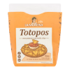 Totopos gele maïstortilla chips