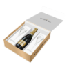 Champagne Brut Cuvée Léonie inclusief 2 glazen