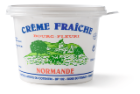 Crème fraîche normande