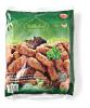 Cevapcicci kip en rund met soja