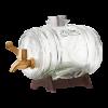 Dispenser barrel