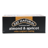 Fruit  nut bars almond  apricot with a yoghurt coating
