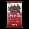 Aardappelchips sweet chilli-red pepper