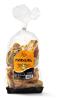 Griekse traditionele toast olijf oregano