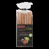 Breadsticks met rode biet