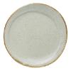Bord dessert 22 cm, groen