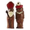 Melkchocolade figuren sint  piet