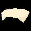 Napperons evolin 84 x 84 cm, cream