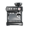 Grind  infuse compact koffie en thee machine, zwart