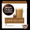 Café au lait capsules