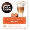 Koffiecapsule gemalen koffie caramel macchiato