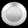 Serveerschaal aluminium / diameter  36 cm