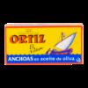 Ortiz ansjovisfil.olijf. 47.5g