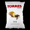 Chips met kaviaar