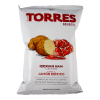 Chips jamón ibérico