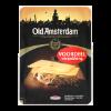 Gesneden oude kaas