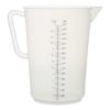 Maatbeker kunststof 3 liter
