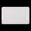 Schaaltje 11 x 17 cm karton wit