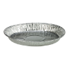 Aluminium schaaltje rond  10 cm