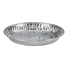 Aluminium schaaltje rond  12 cm