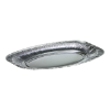 Aluminium cateringschaal ovaal 35 cm