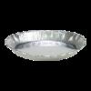 Aluminium schaal rond  7 cm