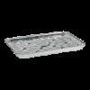 Aluminium grillschaal 34 x 23 x 2 cm