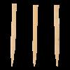 Prikker naturel 9 cm