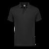 Polo comfort fit XL, zwart