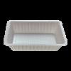 Plastic bakje wit A13