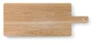 Serveerplank CH.eiken met handvat 40 x 20 cm
