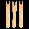 Frietvorkjes hout 8,5cm