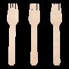 Vork hout 16cm