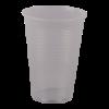 Drinkbeker glashelder 200 cc