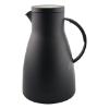 Isokan onbreekbaar 1.5 L, zwart