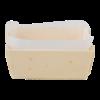 Kratje 55 x 55 x 20 mm hout + papier FSC