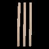 Roerstaafjes hout 110 mm