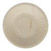 Bord hout rond 19 cm FSC