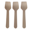 Ijslepel hout 9,5cm