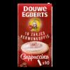 Instantkoffie milk-based cappuccino