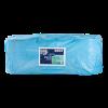 Poetspapier recycling blauw 1L