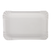 Schaaltje 11 x 17 cm karton wit FSC
