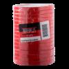 Sluittape rood 9 mm x 66 meter