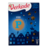 Chocolade letter puur Fairtrade