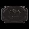 Bon Appetit cateringschaal zwart/45 cm