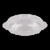 Saladebowl, glashelder 250 ml,  150 mm