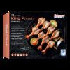 King Prawn Skewers 10 stk spiesen a 4stk Butterfly garnalen met schil