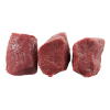 Ree biefstukjes