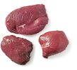 Herten bout biefstuk delen Nieuw Zeeland